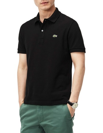 ac24cfd4c Lacoste Basic Slim Fit Polo