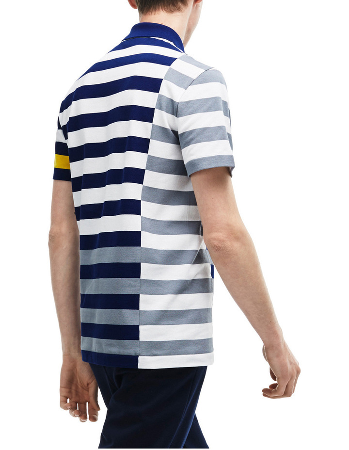 Disconnected Stripe Polo image 2