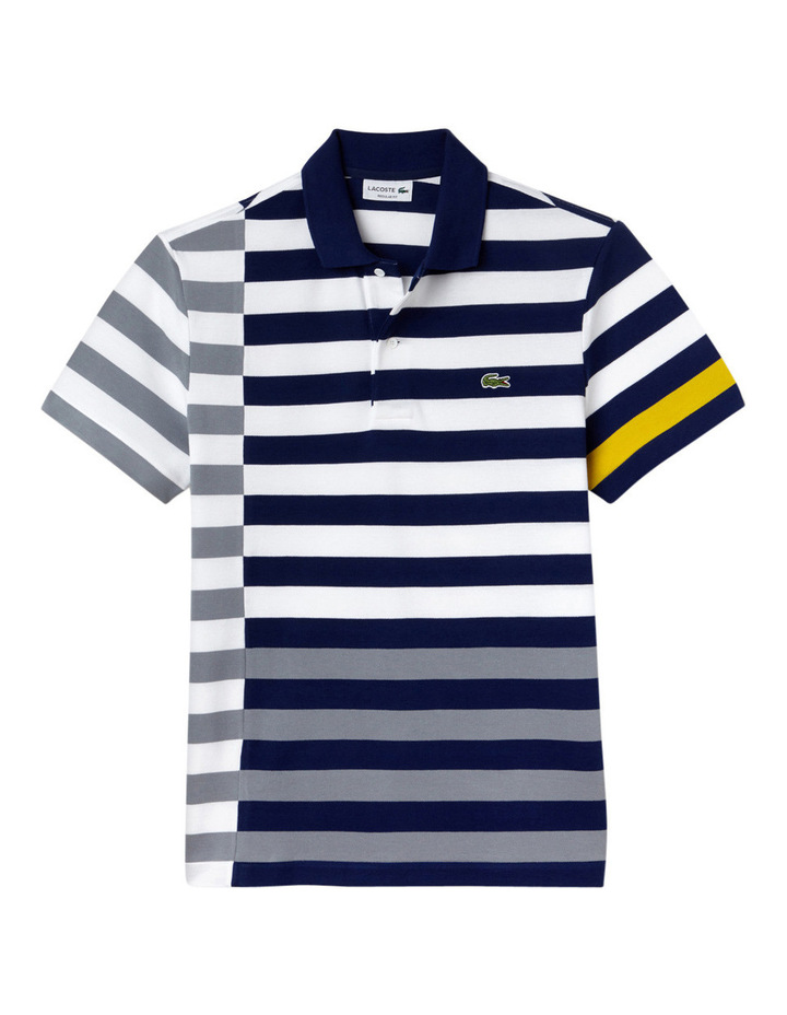 Disconnected Stripe Polo image 3