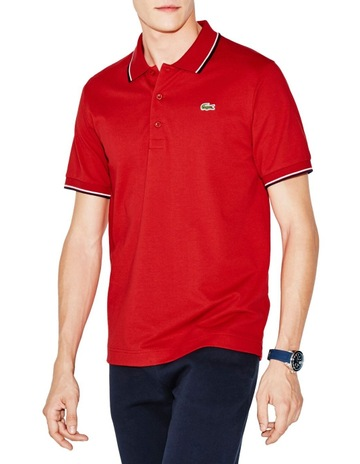 83730824c865e Lacoste Basic Polo With Tipping