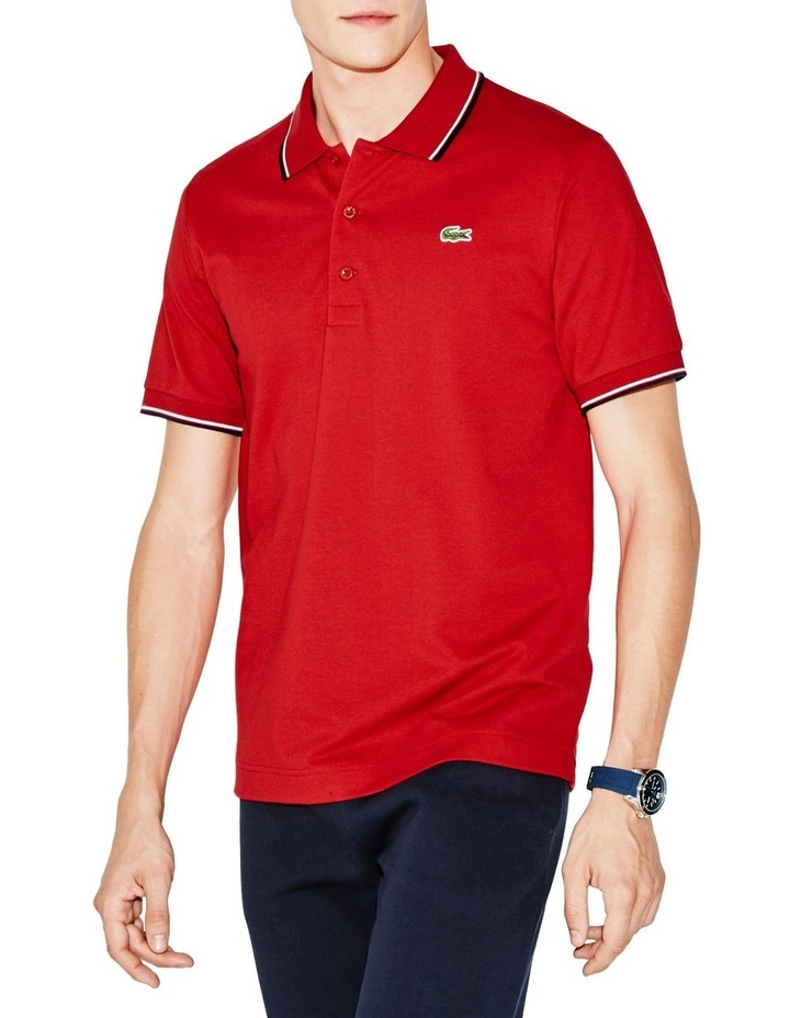 Basic Polo With Tipping image 1