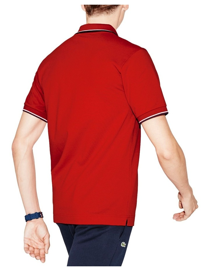 Basic Polo With Tipping image 2