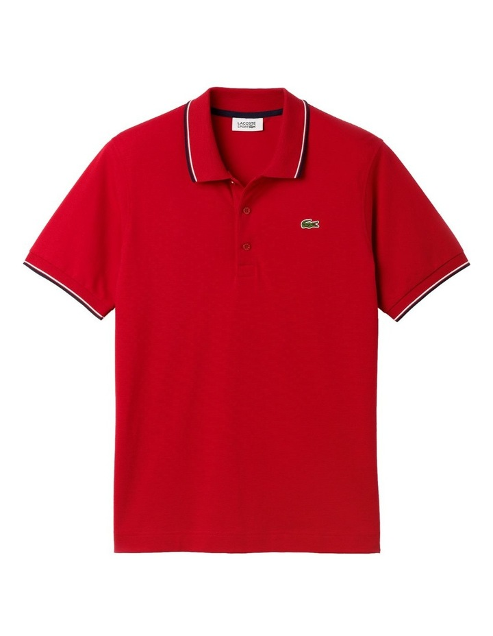 Basic Polo With Tipping image 3