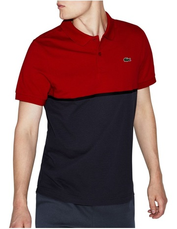 13efb1246ce0cd Lacoste Colour Block Polo