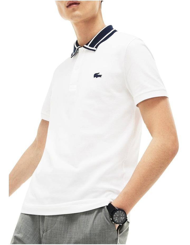 Slim Stretch Collar Polo image 1
