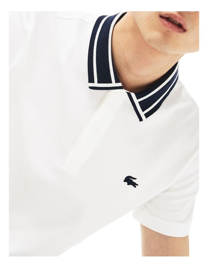 Slim Stretch Collar Polo image 3