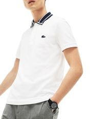 Slim Stretch Collar Polo