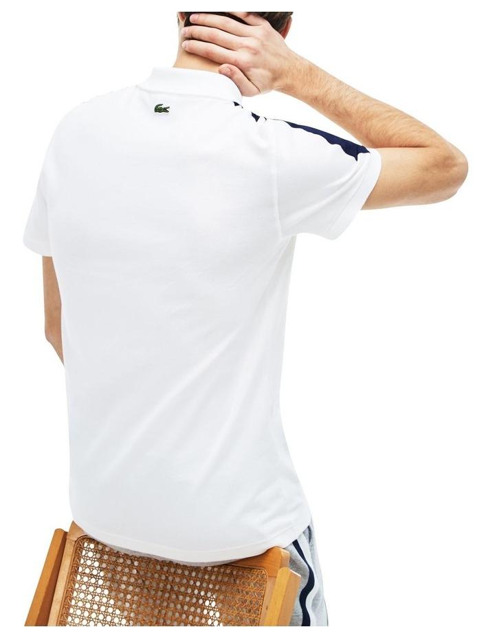 Slim Nautical Stripe Polo image 2