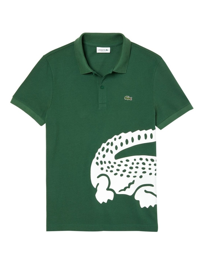 Wrap Around Croc Graphic Polo image 2