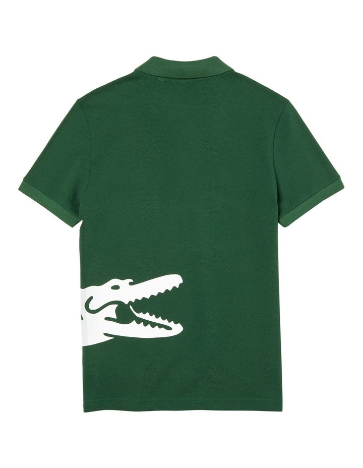 Wrap Around Croc Graphic Polo image 3