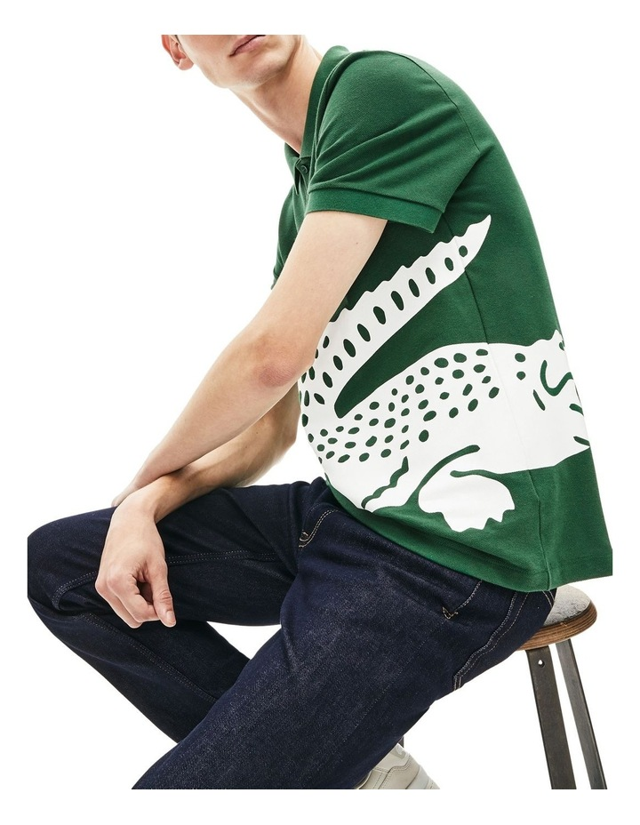 Wrap Around Croc Graphic Polo image 4