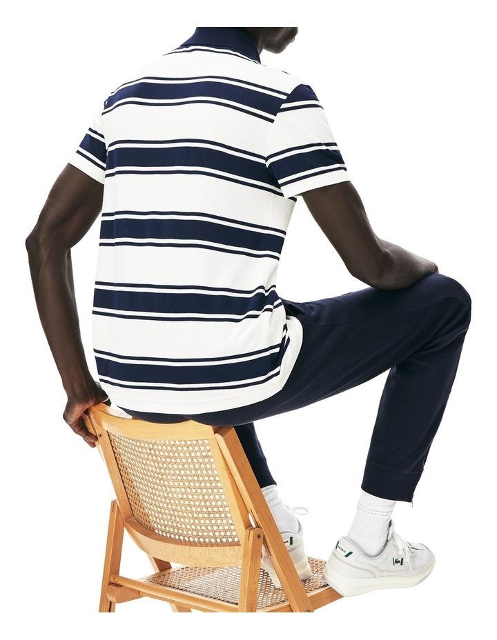 Slim Fit Classic Stripe Polo image 2