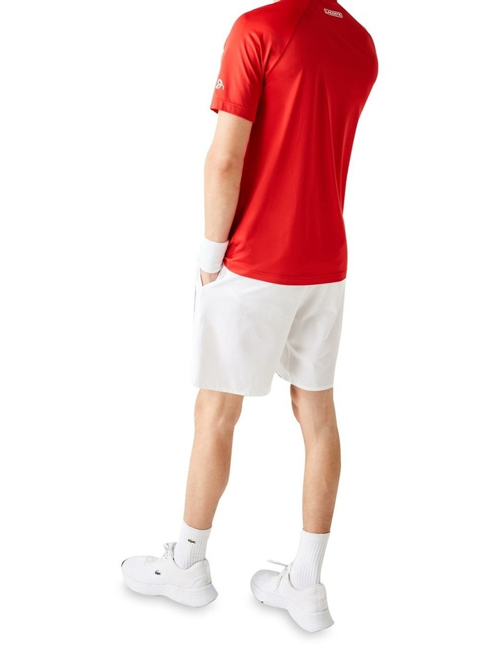 Technical Jersey Polo image 2