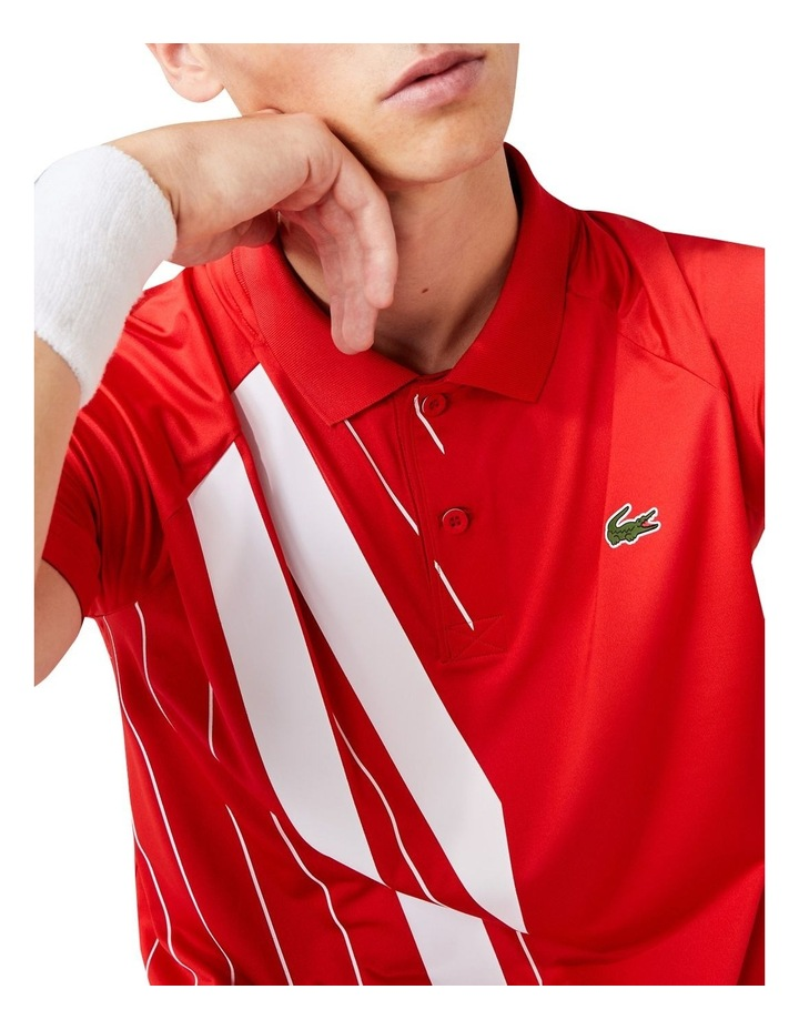 Technical Jersey Polo image 4
