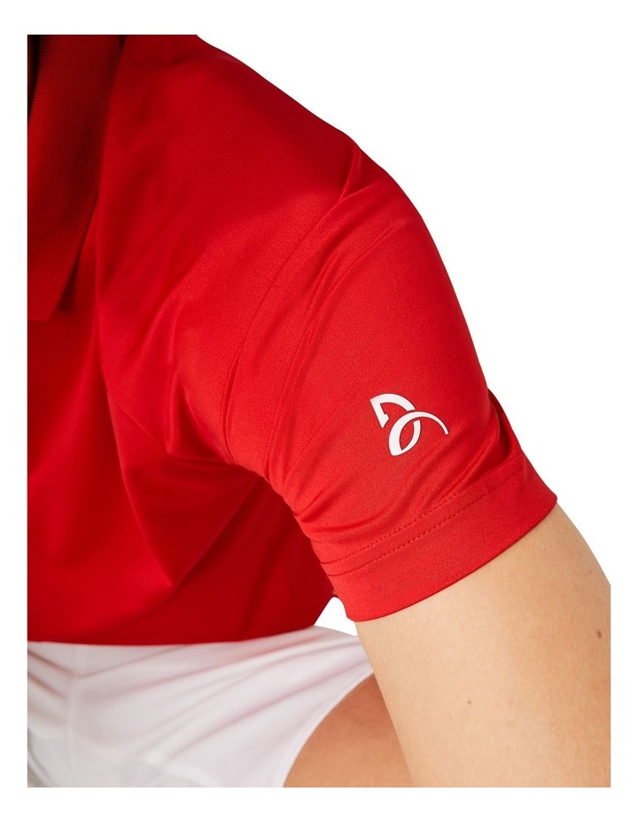 Technical Jersey Polo image 6