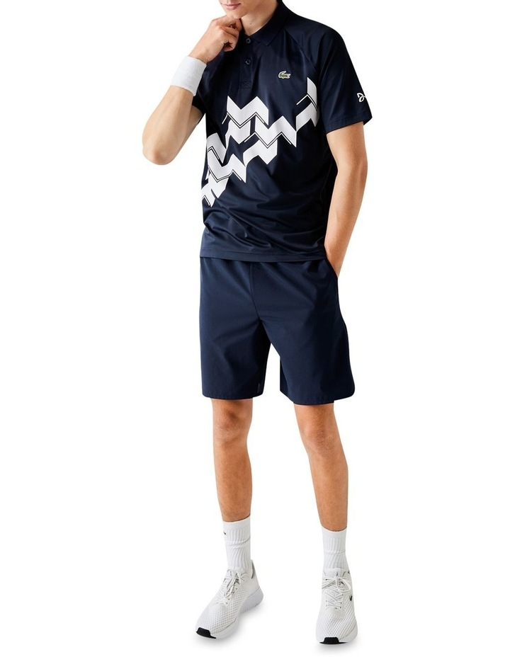 Nd Technical Jersey Polo  Navy image 1
