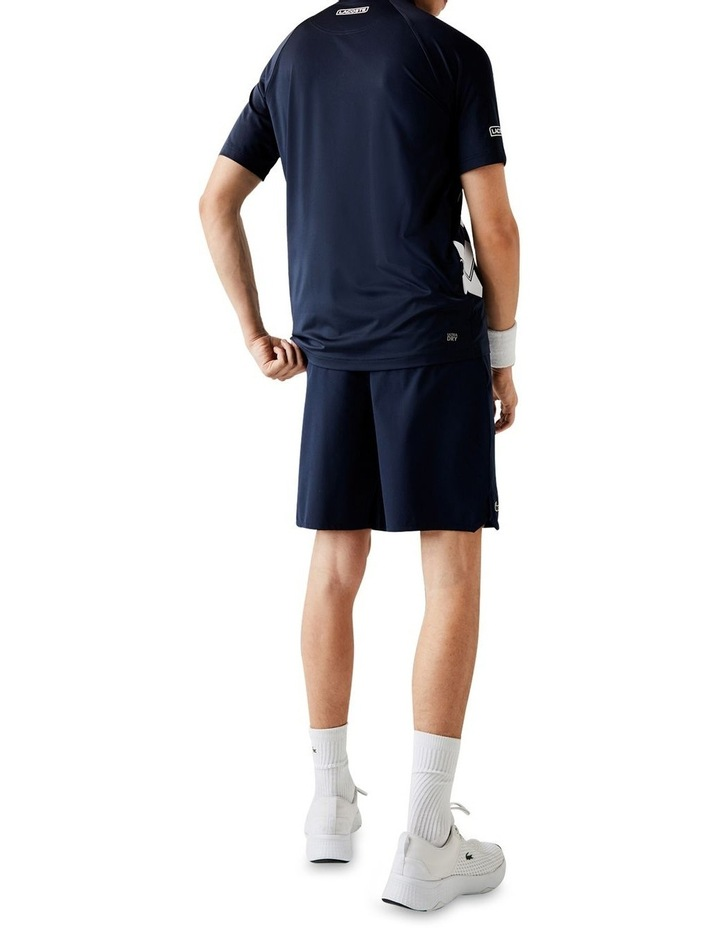 Nd Technical Jersey Polo  Navy image 2