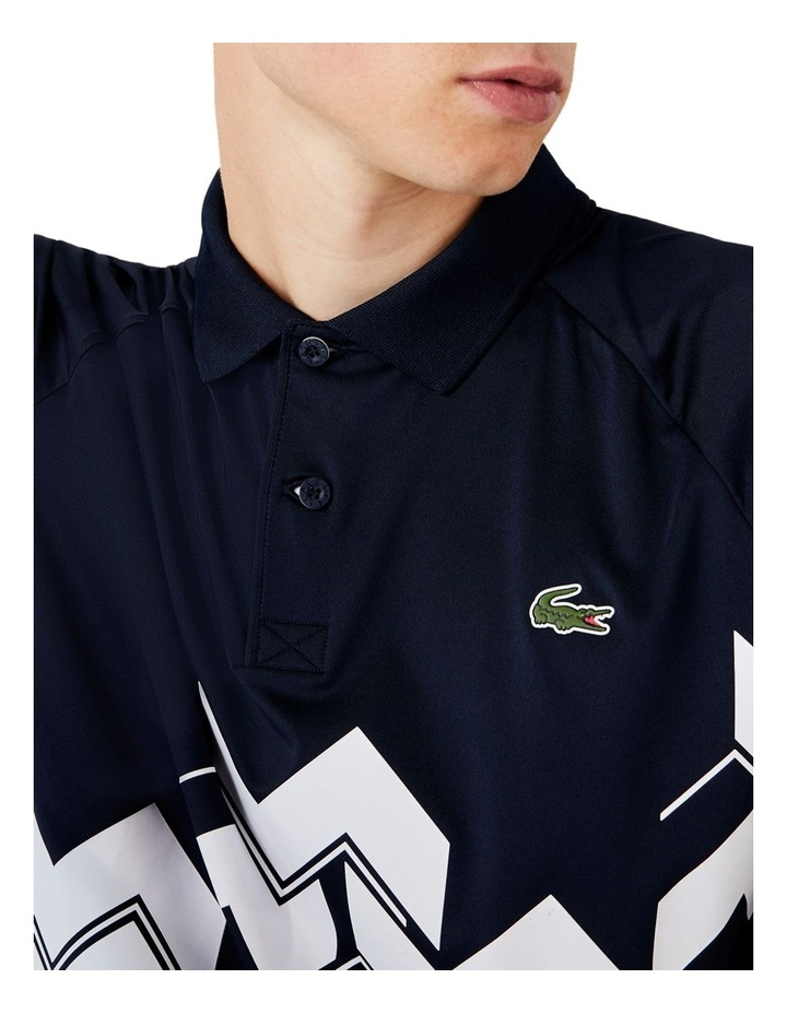 Nd Technical Jersey Polo  Navy image 7