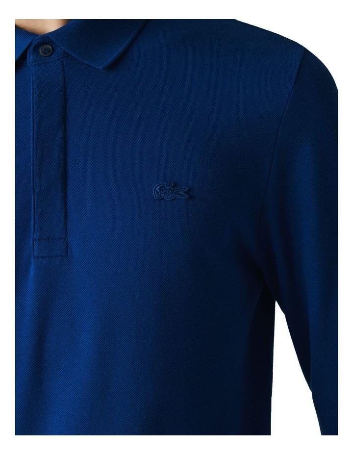 Long Sleeve Paris Polo image 4