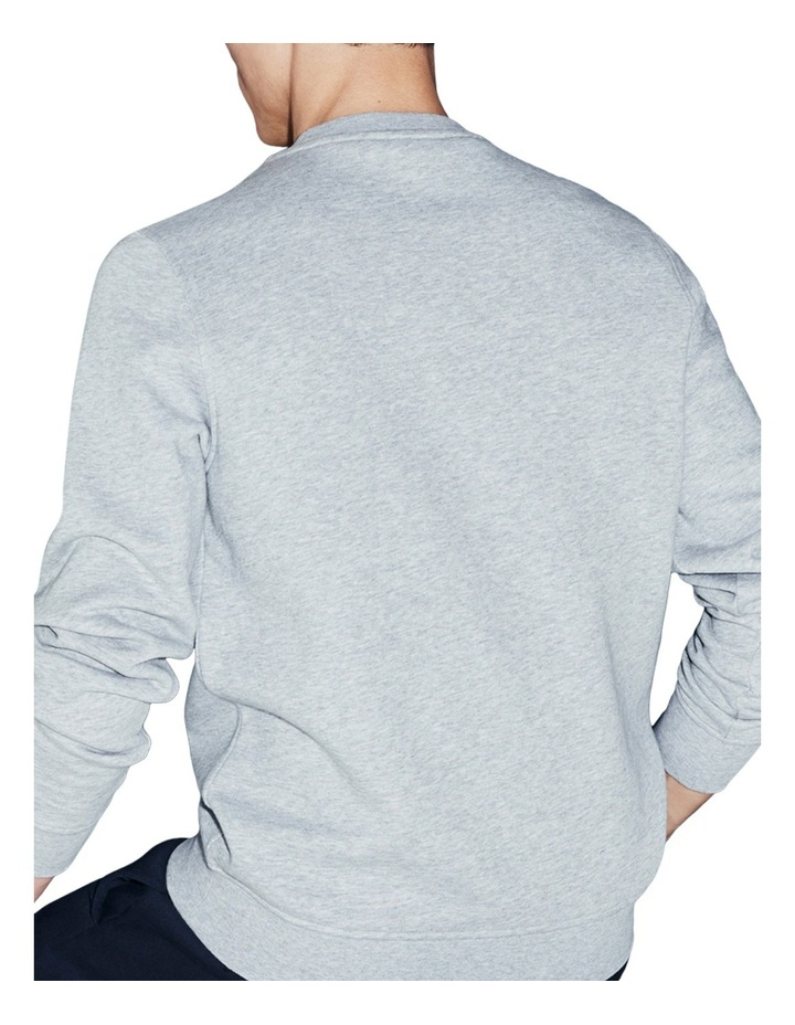 Basic Crew Neck Sweat image 2