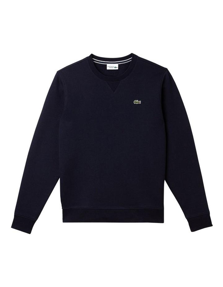 Basic Crew Neck Sweatshirt image 2