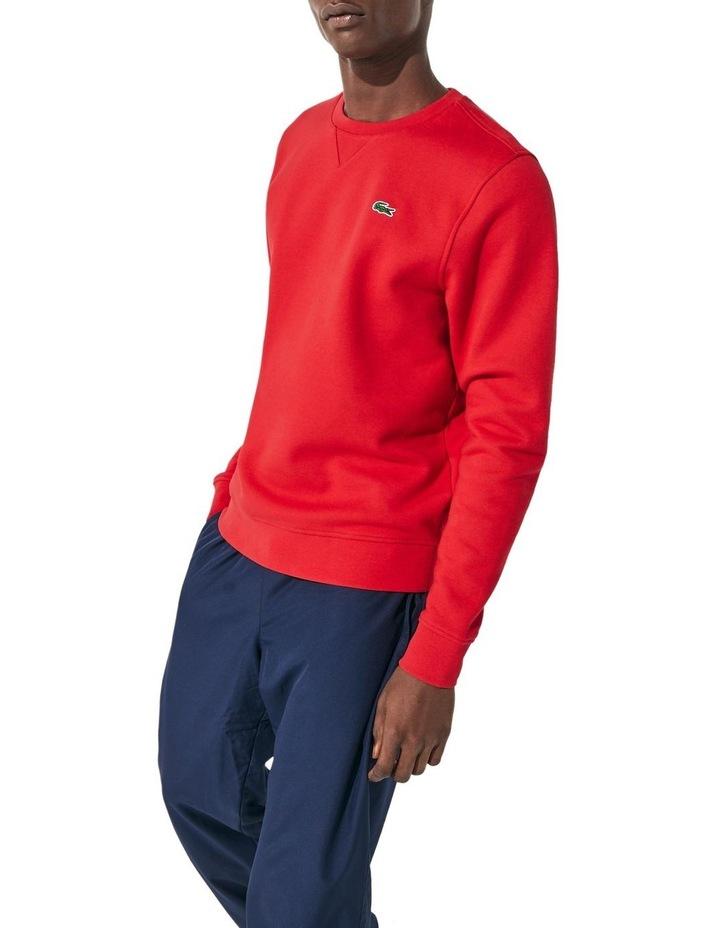 Basic Crew Neck Sweatshirt image 1