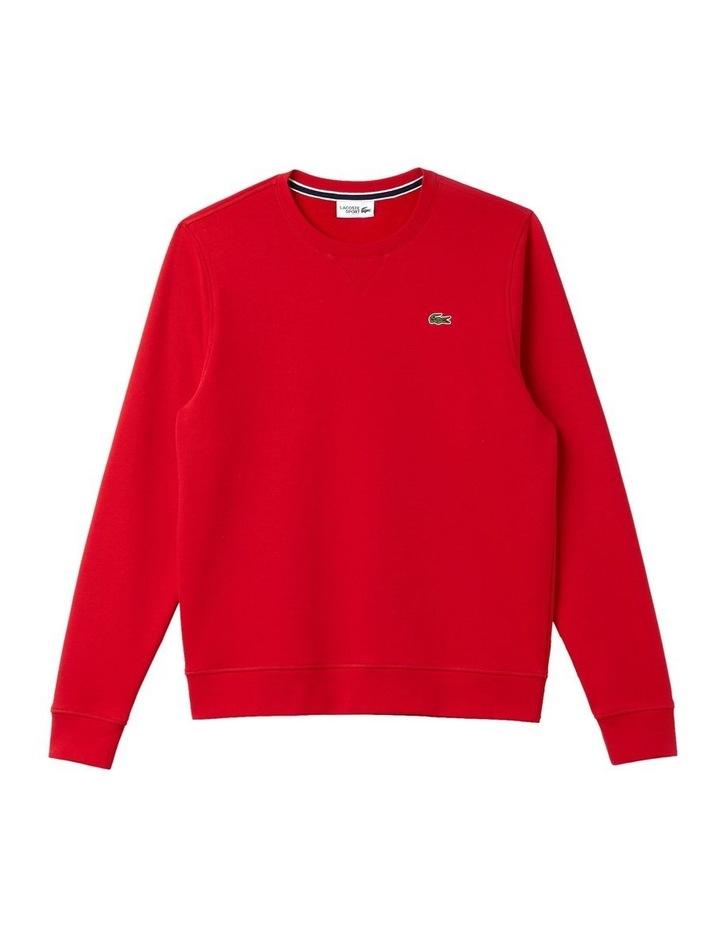 Basic Crew Neck Sweatshirt image 3