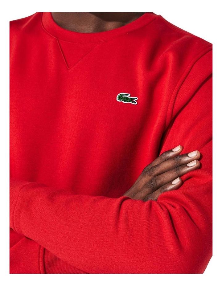 Basic Crew Neck Sweatshirt image 4