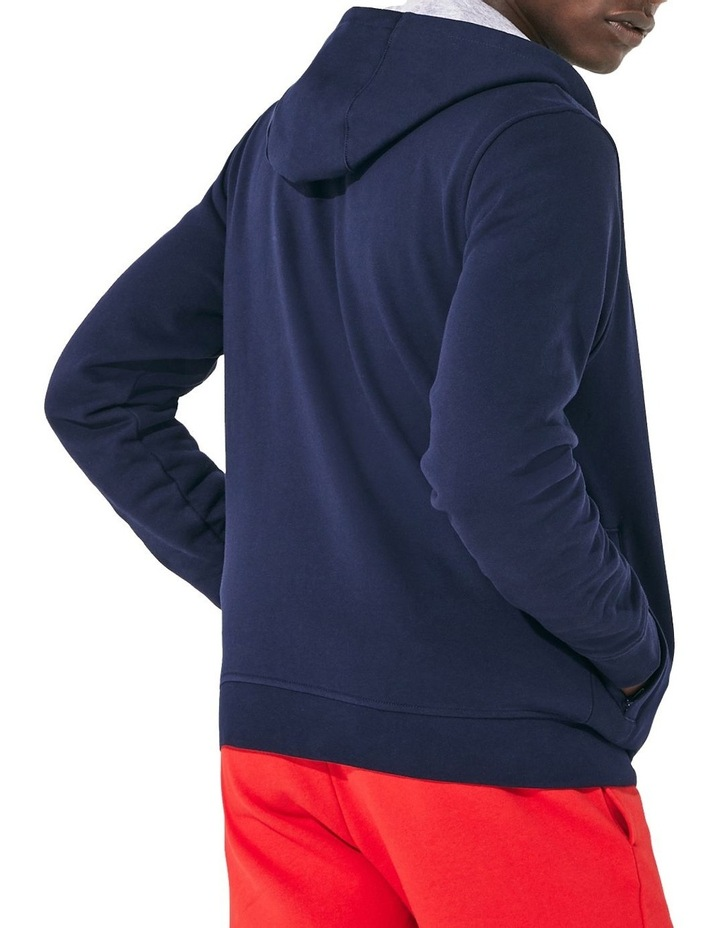 Training Non Brushed Zip Front Sweat image 3