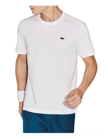79212cd87cf6 Lacoste Th7618001 Basic Sport Tee White
