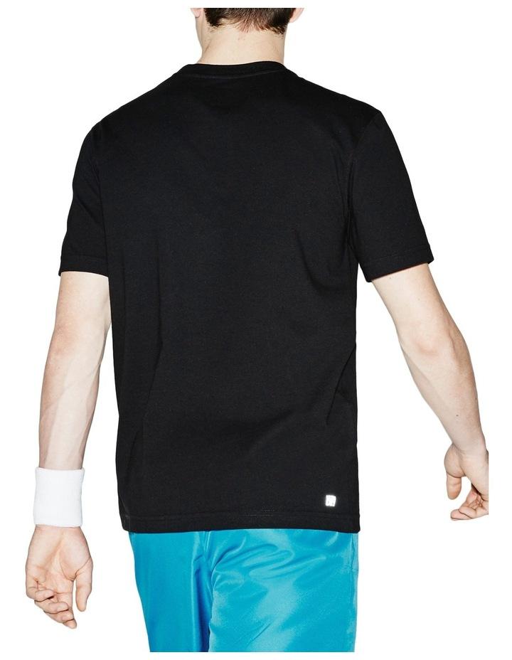 Th7618031 Basic Sport Tee Black image 2