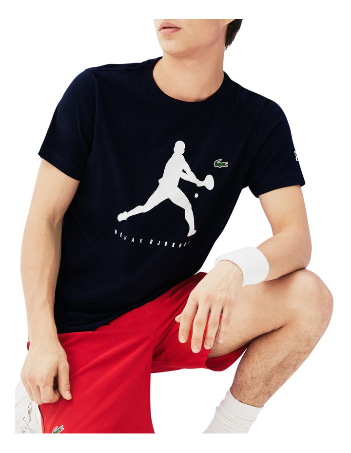 0d1add904292 Lacoste | Nd Silhouette Tee | MYER