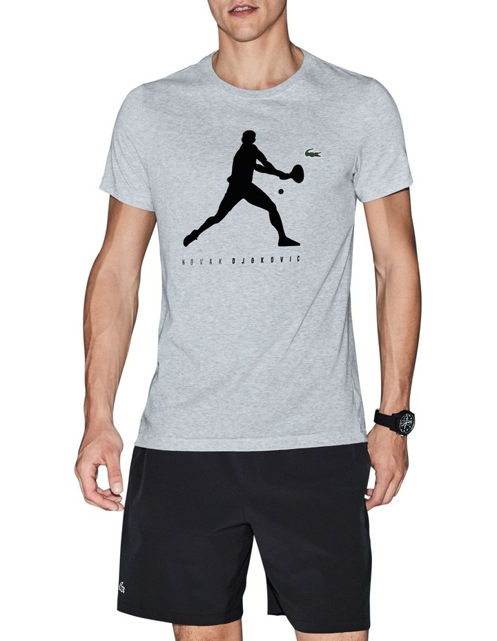 Novak Djokovic Signature Logo Tee image 1
