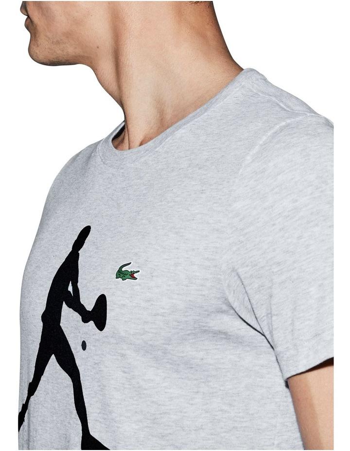 Novak Djokovic Signature Logo Tee image 3