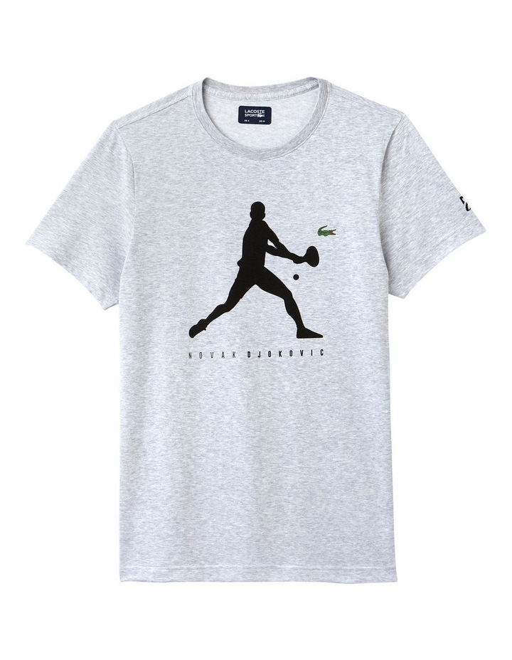 Novak Djokovic Signature Logo Tee image 4