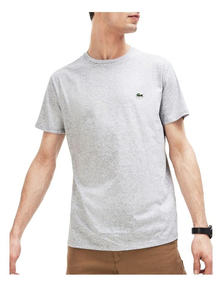 Classic Crew Neck Pima T-Shirt image 1