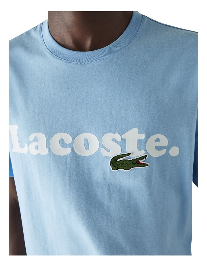 Lacoste Wording Jersey T-Shirt image 2