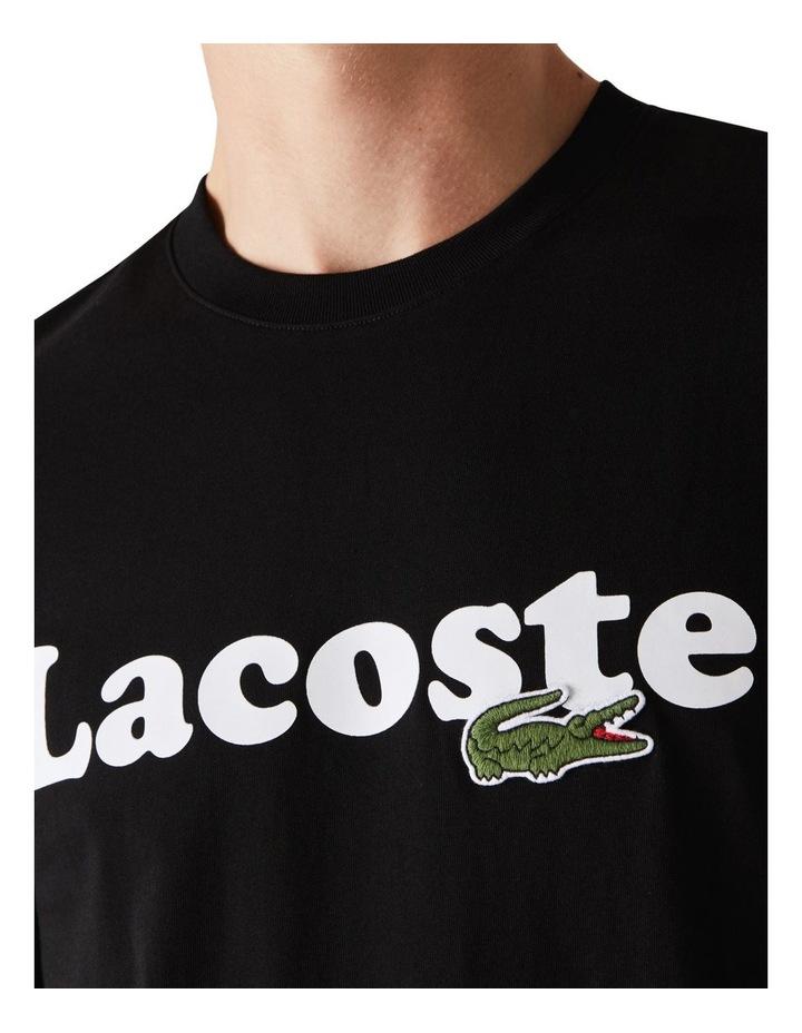 Wording Jersey T-Shirt image 3