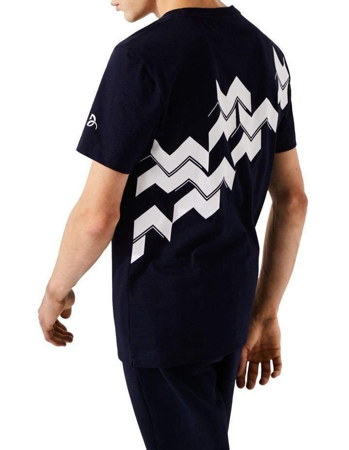 Nd Fan Capsule Jersey T-Shirt  Navy image 2