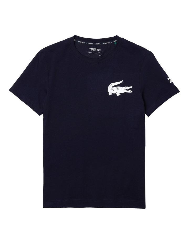 Nd Fan Capsule Jersey T-Shirt  Navy image 3