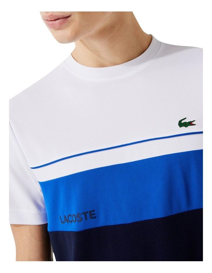 Ultra Dry Colour Block T-Shirt image 3