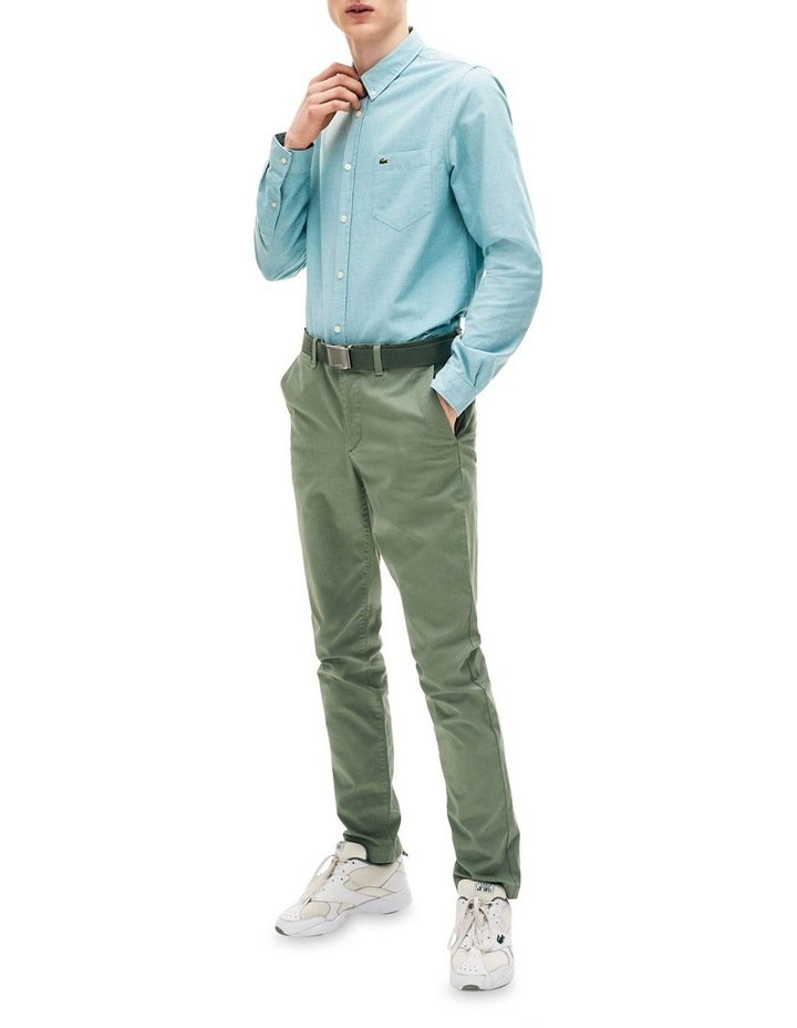 Slim Stretch Chino Thym image 1