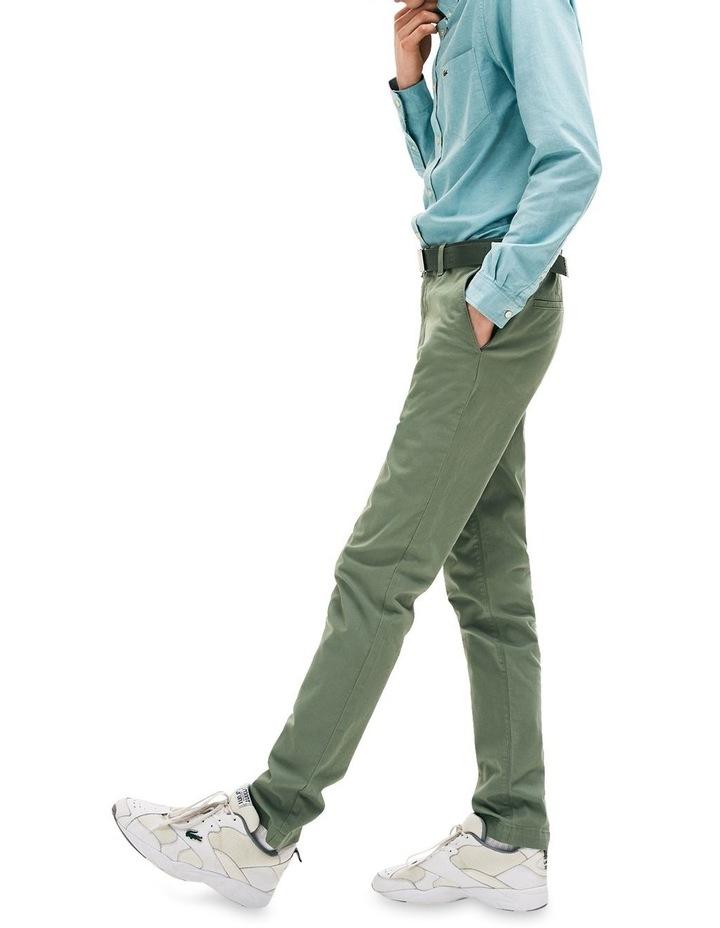 Slim Stretch Chino Thym image 3