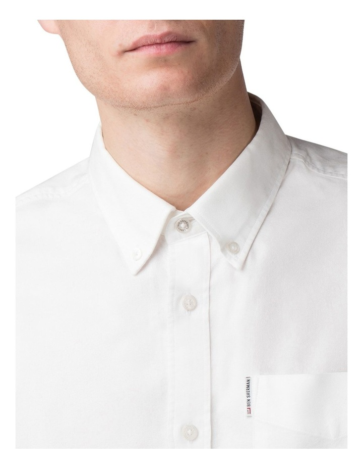 Long Sleeve Classic Oxford White image 3