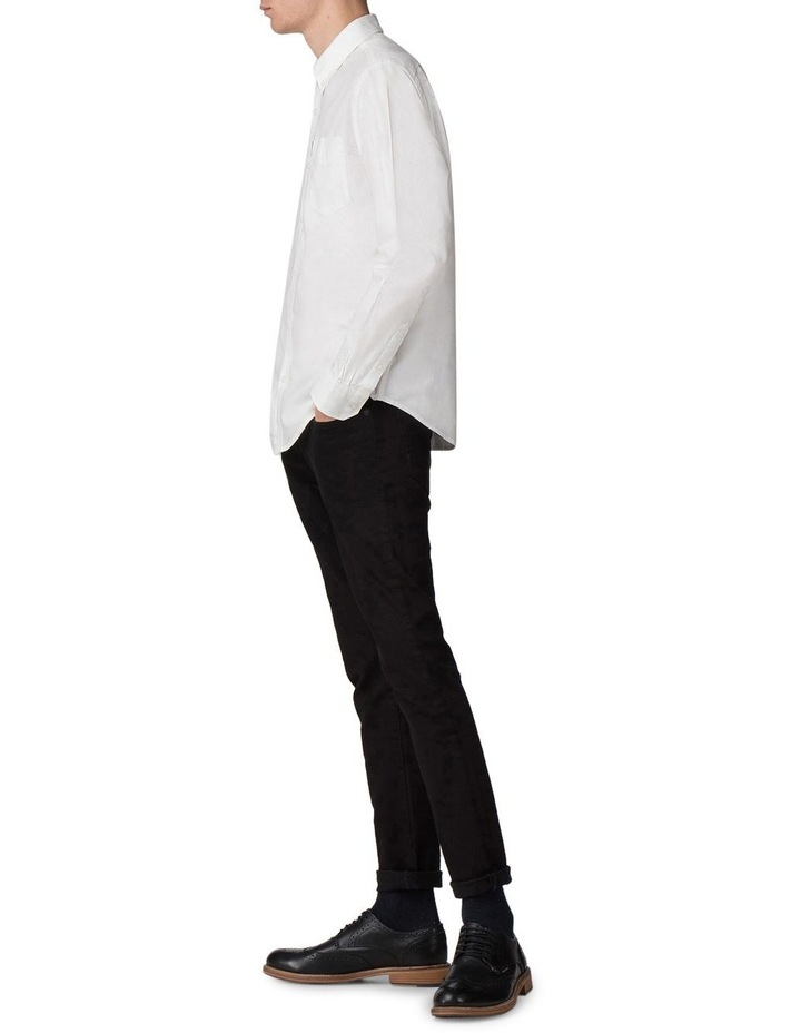 Long Sleeve Classic Oxford White image 5