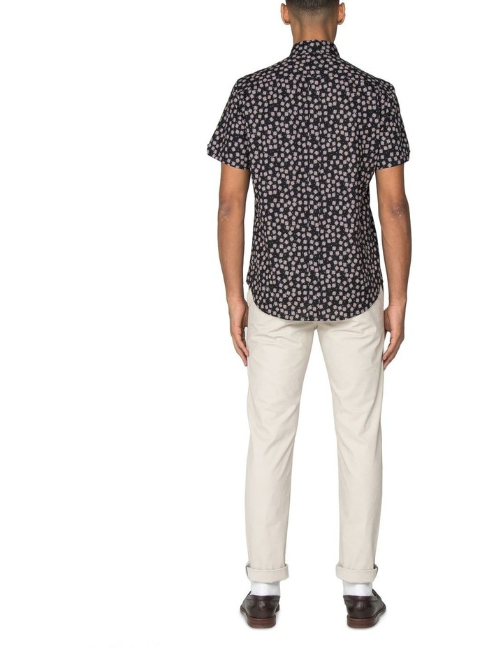 Scattered Scratch Geo Short Sleeve Shirt image 6