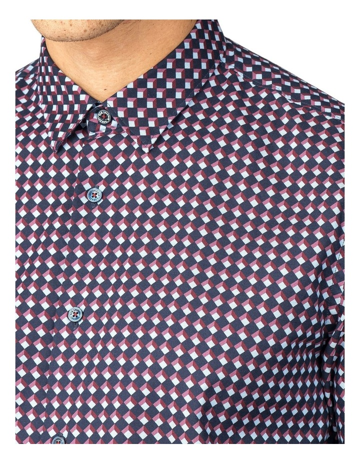 Oxford Geo Long Sleeve Shirt image 2
