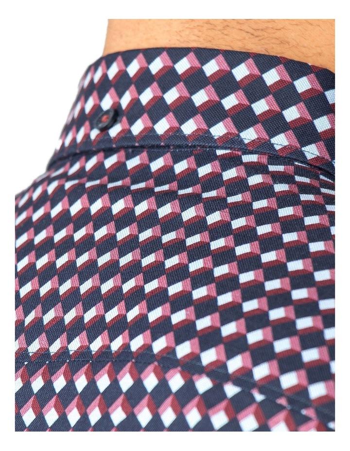 Oxford Geo Long Sleeve Shirt image 4