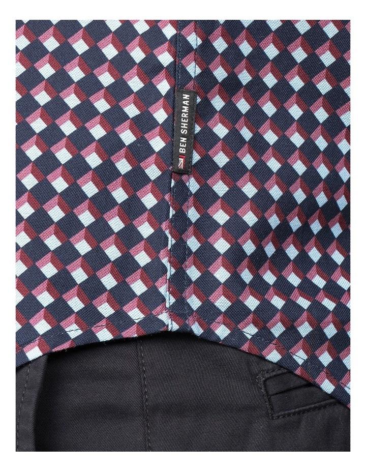 Oxford Geo Long Sleeve Shirt image 5