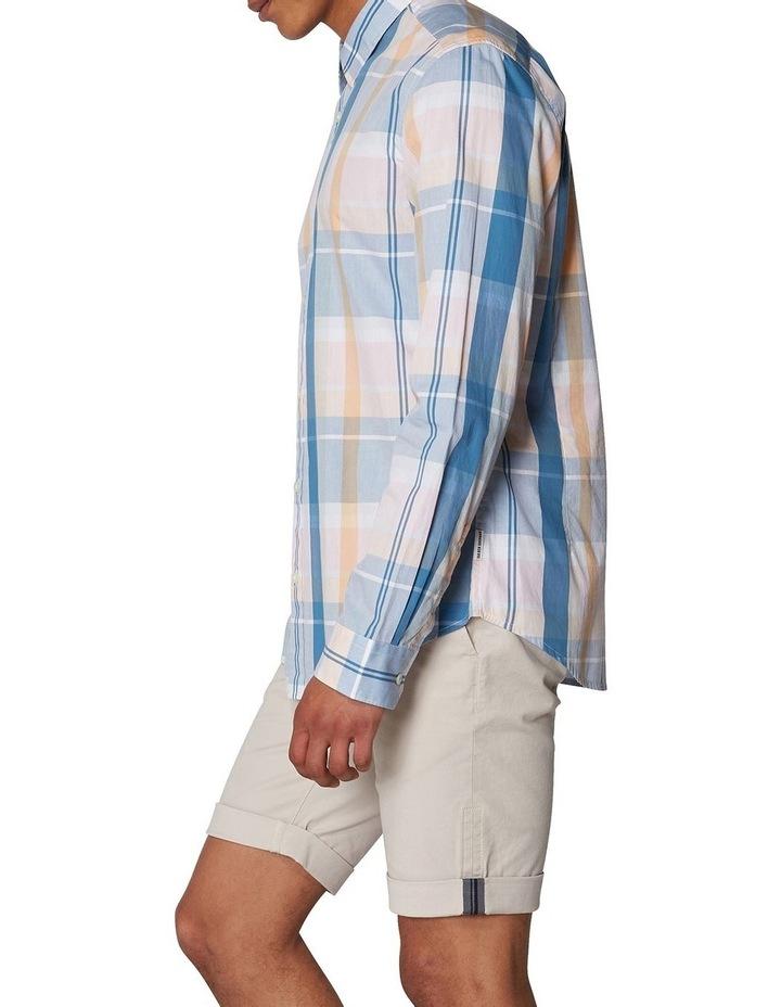 Madras Check Long Sleeve Shirt image 2